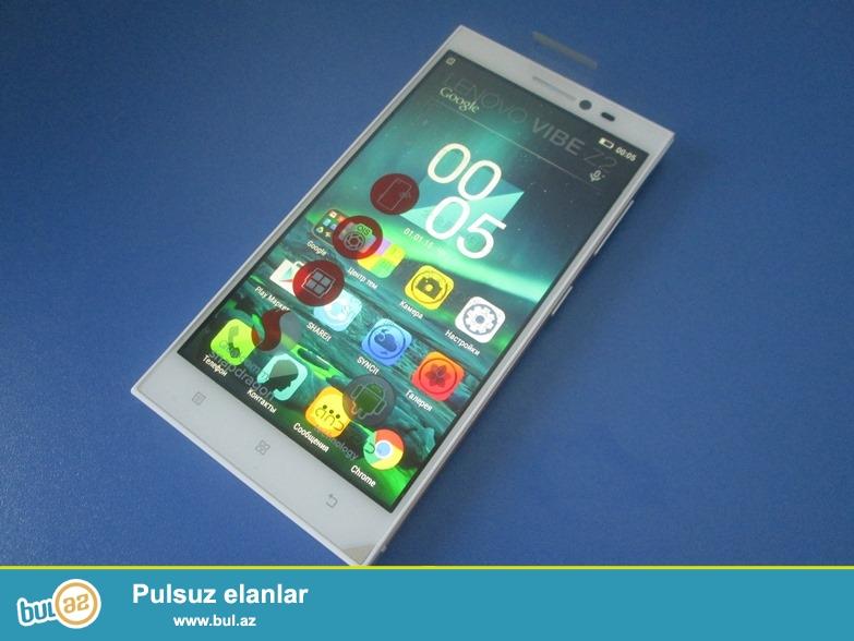 Təzə, istifadə olunmayıb. Sərfəli qiymətə dünya səviyyəli brend smartfon Lenovo K920 mini, vibe Z2 satılır <br /> Metal korpus <br /> 13 və 8 meqapiksel kameralar 1280x720 piksel HD ekran <br /> 3000 mAh batareya <br /> 2gb ram və 32 gb daxili yaddaş <br /> <br /> Yeni nəsil 4 nüvəli 64 bitlik Qualcomm Snapdragon 410 prossesor...