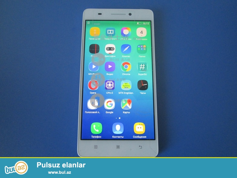 Təzə, istifadə olunmayıb. Sərfəli qiymətə dünya səviyyəli brend smartfon Lenovo S8 satılır (A7600)<br /> <br /> 13 və 5 meqapiksel kameralar <br /> Yeni 8 nüvəli 64 bitlik MediaTek 6752 1...