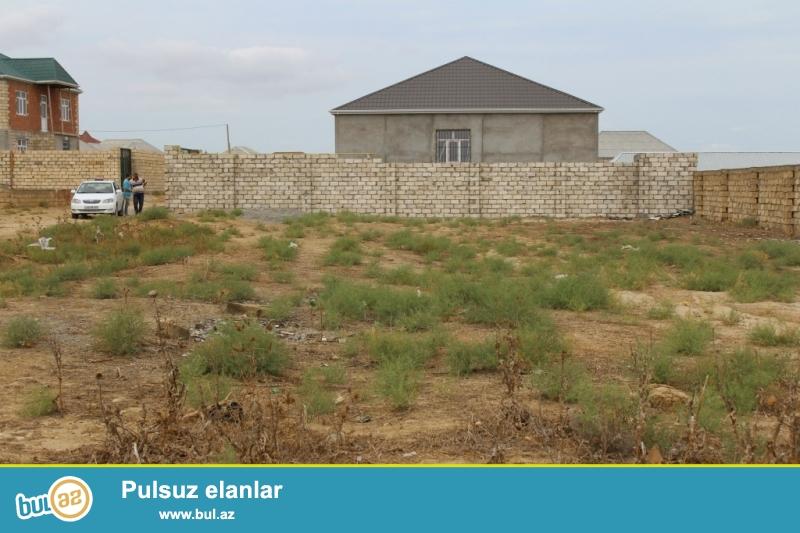 Mehemmedli Qesebesinde Tecili 6.7 sot Torpaq sahesi Satilir...