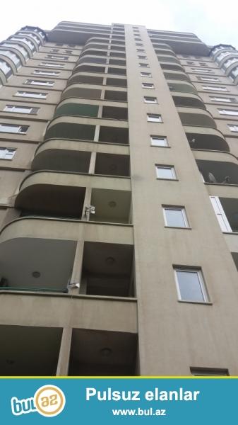 Ясамальский район, по проспекту Строителей , в полностью заселенной новостройке сдаётся 3-х комнатная квартира...