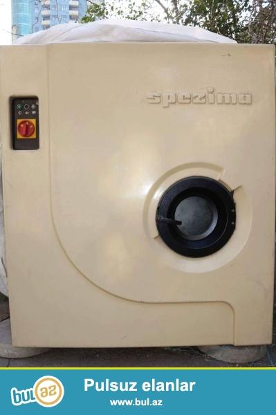 Almaniya istehsali Kimyevi temizleme aparati satilir...