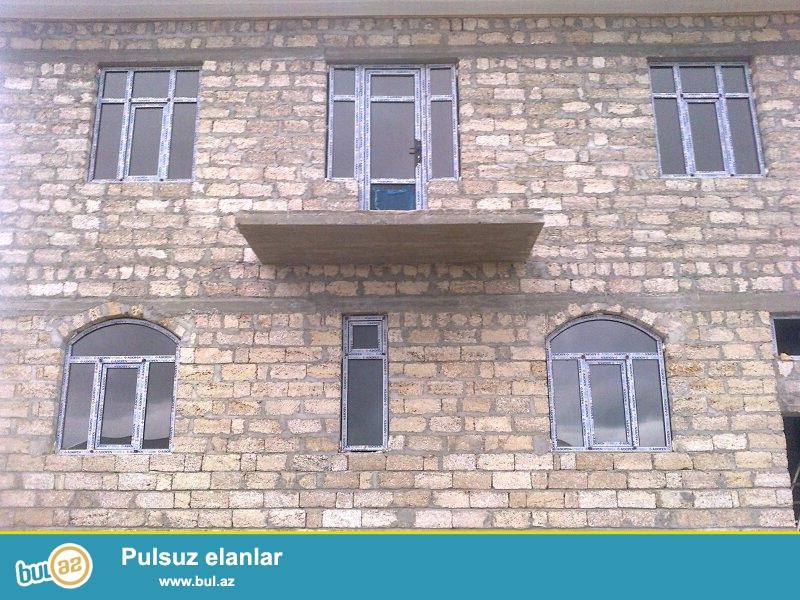 Plastik qapı pencere sexi qapı, pəncərə ,şkaf, arakəsmə-vitraj və budka sifarişi qəbul edir...