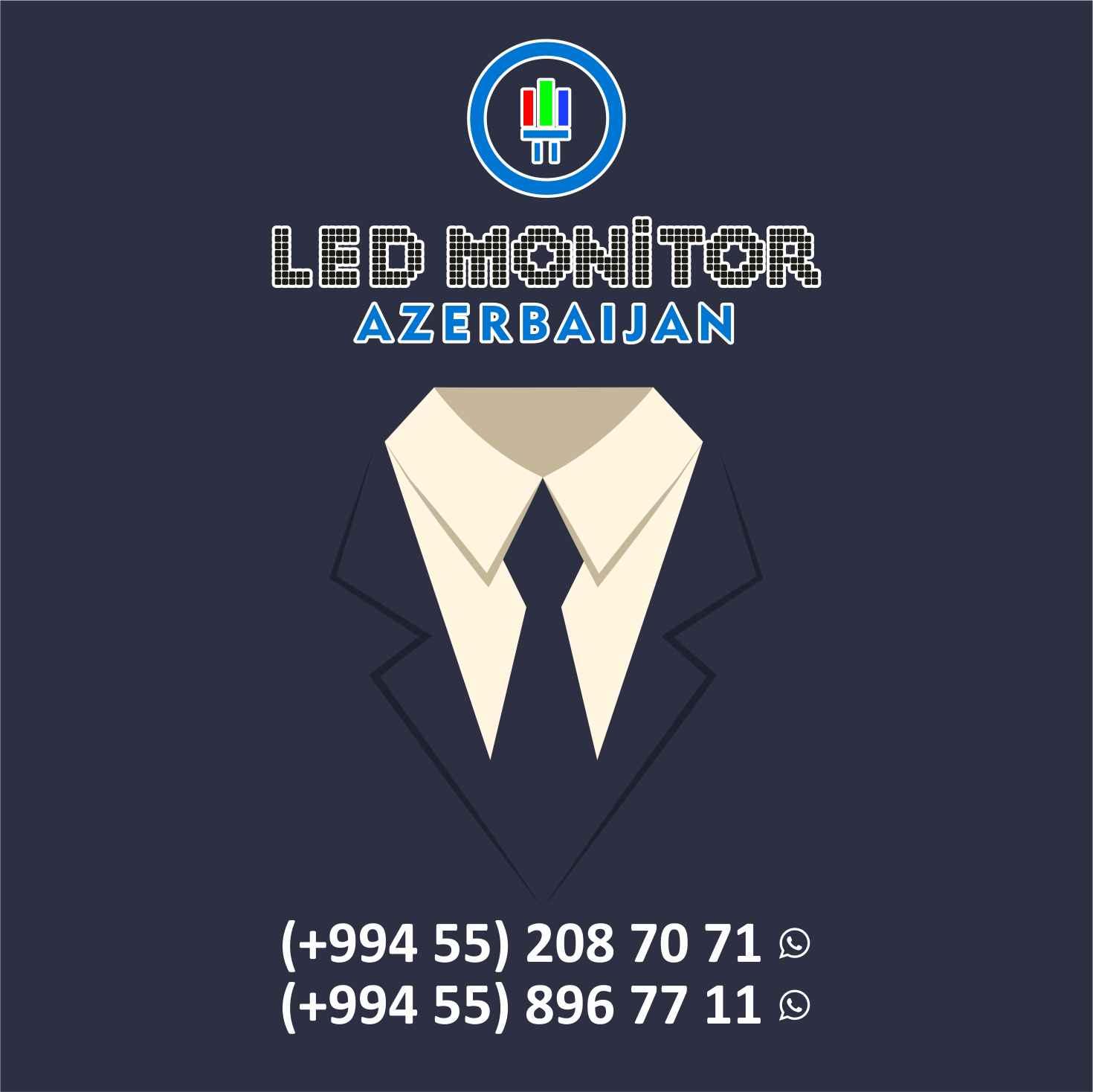 Led Monitor / Elektron Tablo .\\r\\nLed monitor və Elektorn tablolarin (P10-P6-P5)-(SMD) ...