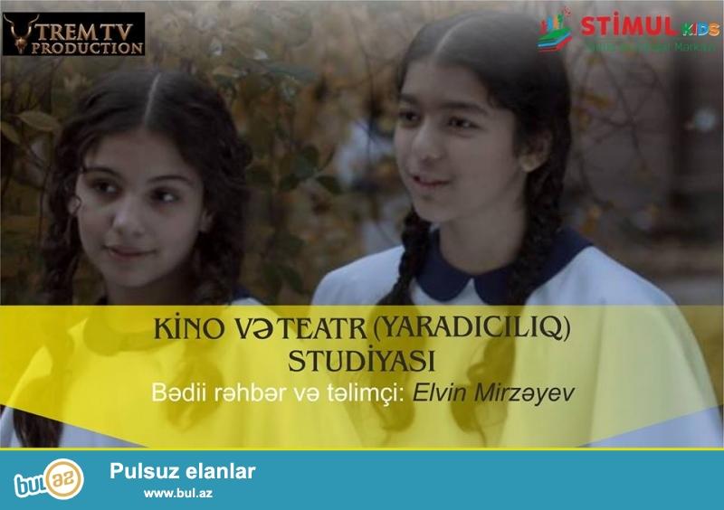 STİMUL Kids Tədris və İnkişaf Mərkəzi və TREM TV Production 01...