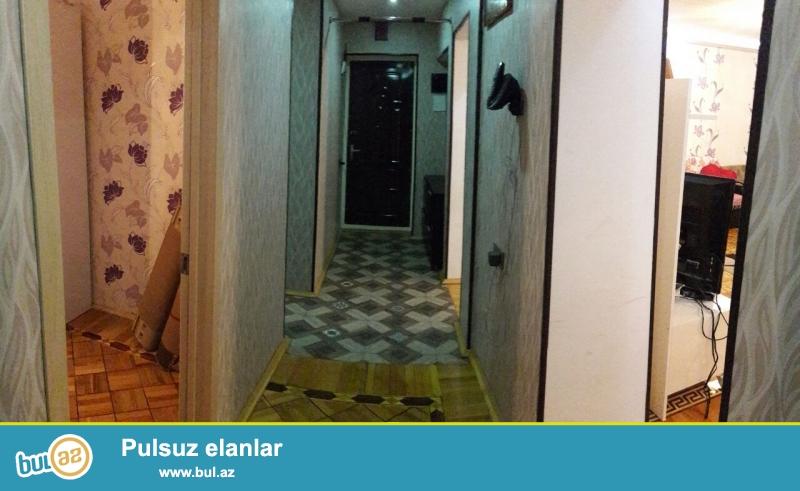 В престижном районе города – вблизи  станции метро  Гянджлик, около Прокуратуры Наримановского района, в 5-ти этажном каменном  доме предлагается  полноценная 4-х комнатная квартира...