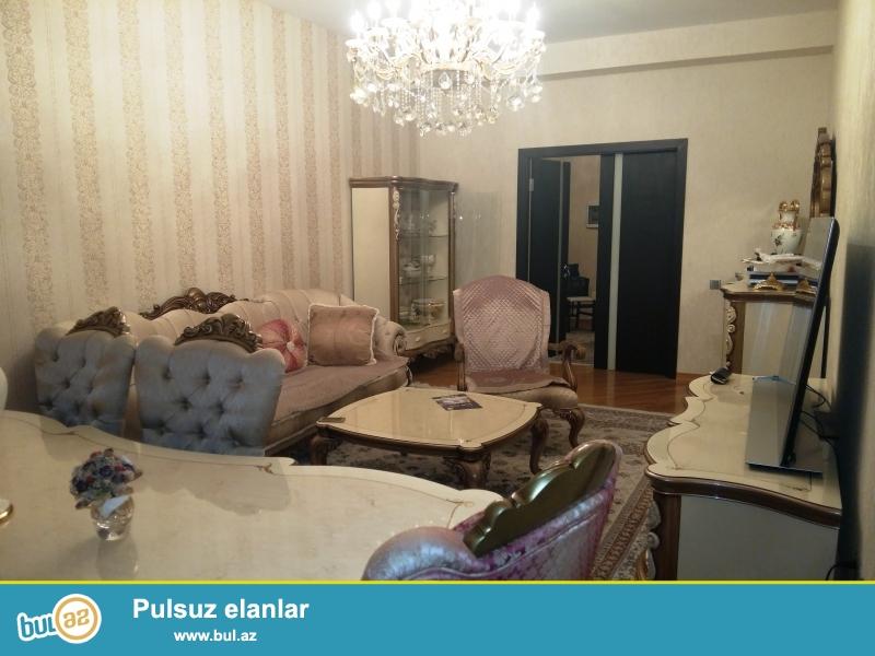 """Yasamal rayonu, Mətbuat pr., """"Baku mall"""" yaxınlığında , tam yaşayışlı yeni tikilidə 4 otaqlı mənzil satılır..."""