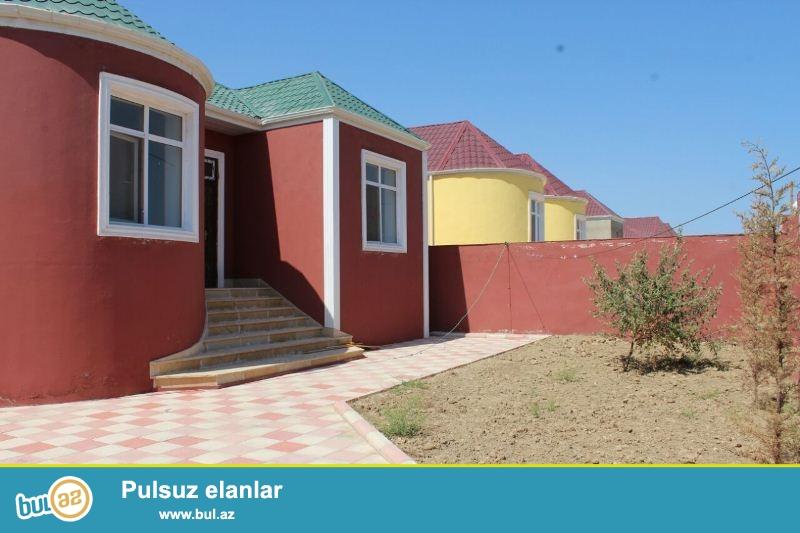 GARANT EMLAK TEKLİF EDİR!!! Baki seheri, Sabunçu rayonu, Ramana 2 qesebesinde 3 sotda tikilmiş 3 otaqli tam temirli ev tecili satilir...