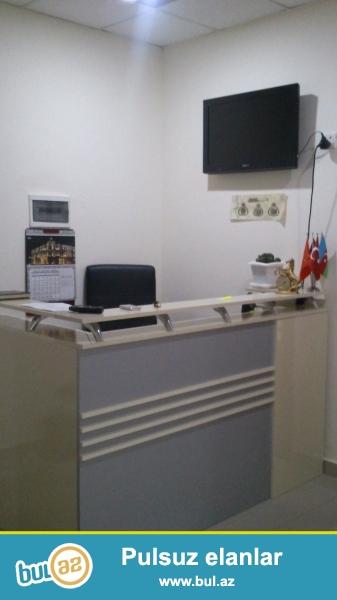 """Səməd Vurğun küçəsi, """"Olimpik Star""""ın yaxınlığında stomatoloji kabinetin günaşırı 1 növbəsi icarəyə verilir..."""