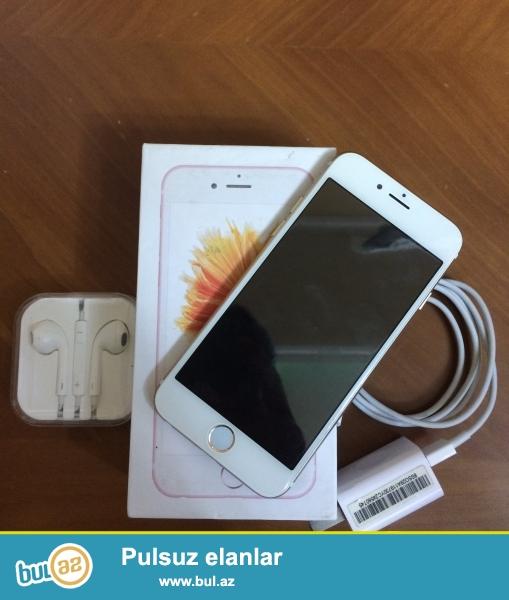 Iphone 6S-64Gb Original Deyil. 1-e 1variant,dubay varianti...