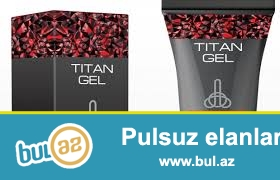 Tam orginal ve tam effektiv Titan gel
