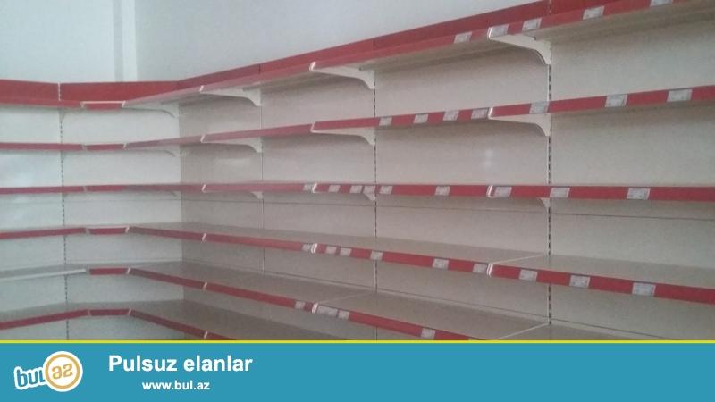 Turkiye istehsali olan 750 kv-liq magazanin butun avadanliqlari satilir...