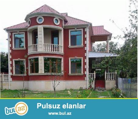 <br /> İsmayıllı rayonun gözəl təbiət qoynunda Kupuc daginin eteyinde yerləşən super şərati olan 5 otaqlı ev kiraye verilir ...