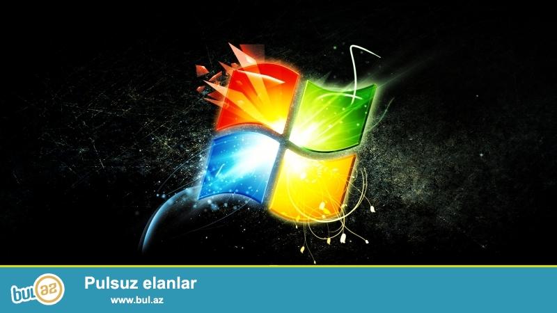"""Istenilen """"Windows"""" Emeliyyat Sistemleri: <br /> """"VISTA, XP, 7, 8..."""