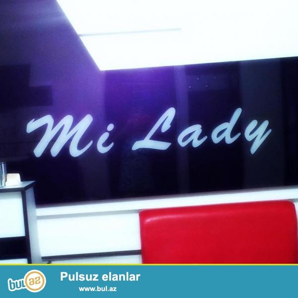 Mi lady  Studioya -- müşterili gözellik salonuna tecrübeli manikür ustası teleb olunur...