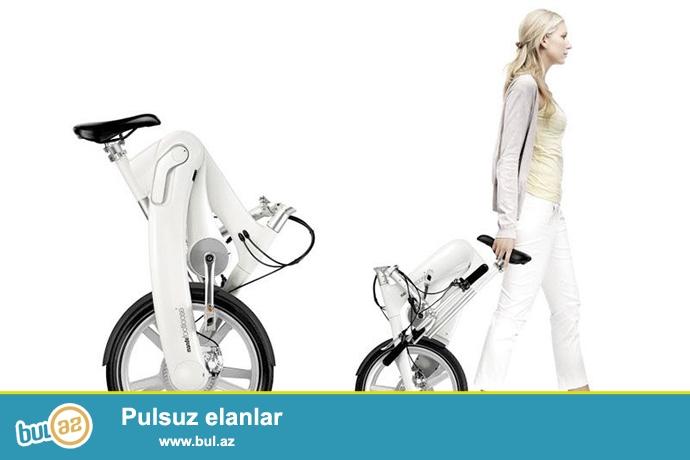 Salam . Mando Footlose elektroniy velosiped . etrafli melumat ucun velosipedin adini youtube yazib baxa bilersiz...