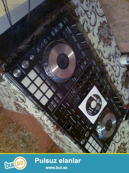 DJ APARATI SATIRAM.PIONEER CONTROLLER SX MODELI PROFISSIONAL...
