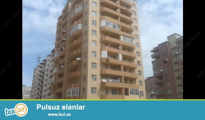 Yeni Yasamalda, Dadas Bunyadzade kucesinde, QAZLI yeni tikili binada, 12/10-ci mertebesinde, umumi sahesi 56 m2 olan, yaxsi temirli, 1-2 duzelme menzil satilir...