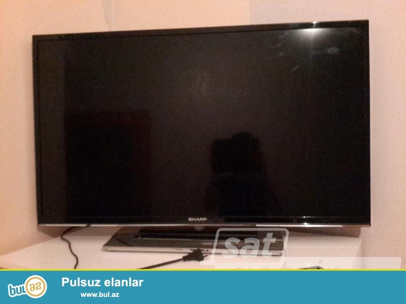 102 ekran dioqanal smar internet var Sharp Smart TV 500 azn razılaşma olabiler