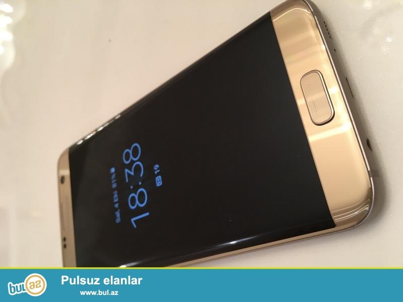 Samsung S7 Egde Duos 32 GB. Heç bir problemi yoxdur, ideal vəziyyətdədir...