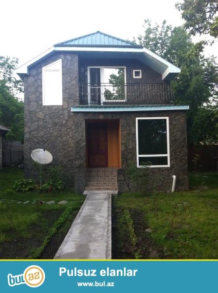İsmayıllı rayonun gözəl təbiət qoynunda Kupuc daginin eteyinde yerləşən super şərati olan 4 otaqlı ev kiraye verilir ...