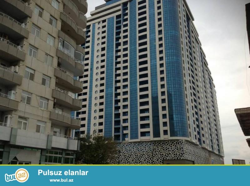Xətai rayonu, Xətai metrosu, Meqafanın yanı yeni inşa edilmiş və tam yaşayışlı bina 16-4, 3 otaqlı mənzil satılır...