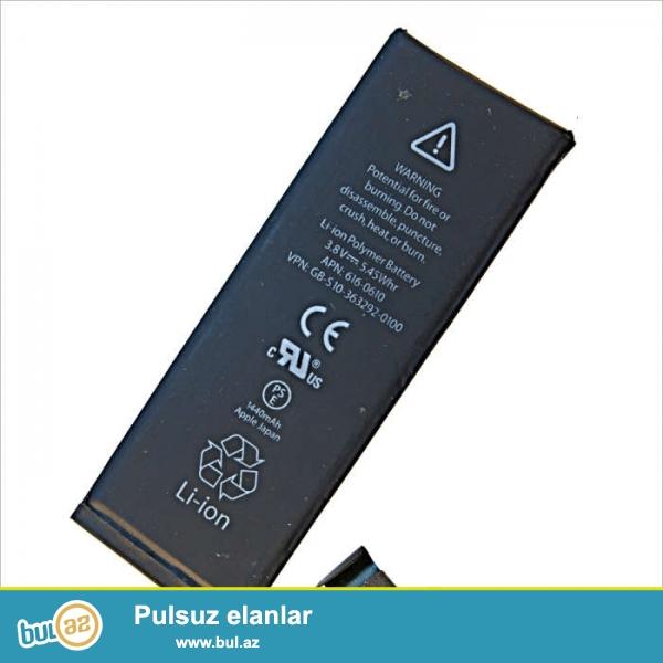 original iphone 5 ustunden cixma batareya