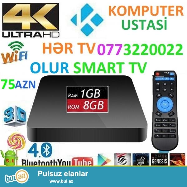 SMART TV BOX  -  0773220022<br />