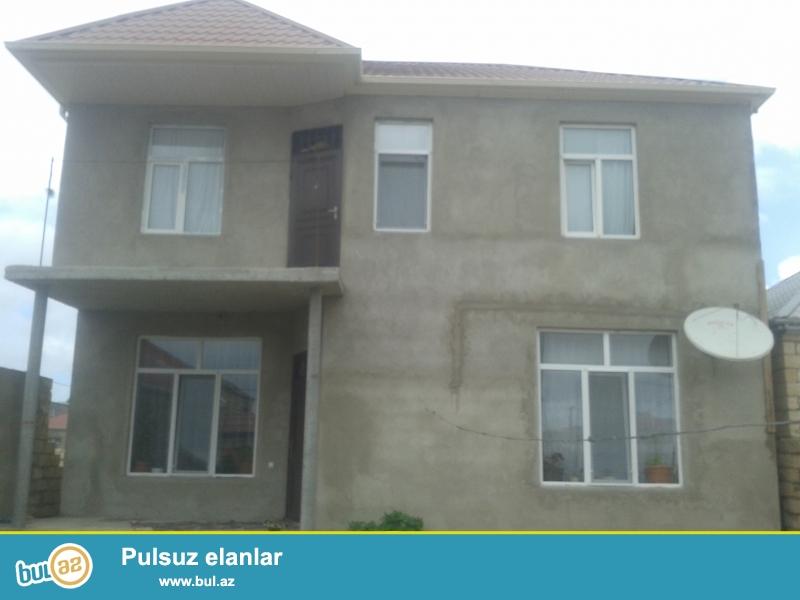 Bineqedi Rayonu, Mehdiabad Qesebesinde, Orta Temirli, 7 Otagli, Genis Heyet Evi...