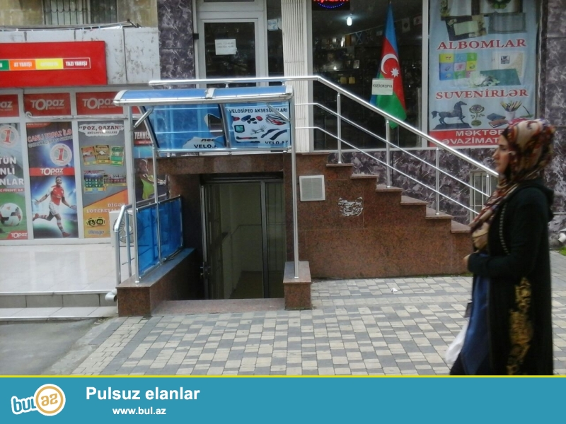 Yasamal rayonu M.Musfuq12 yerlesir FHN yaxindi umymi sahesi 100 kv...