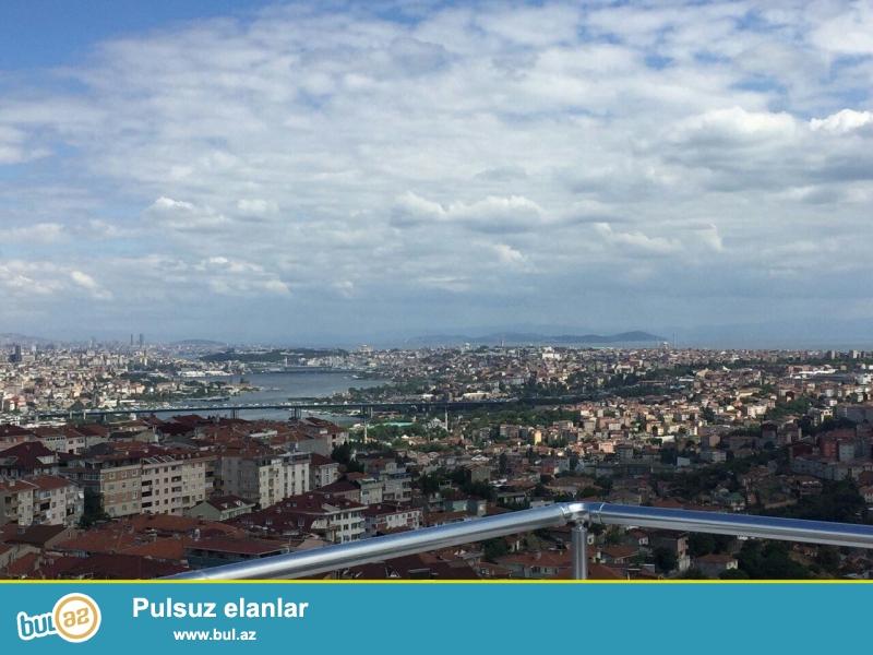 Çox təcili! Bazar qiymətindən aşağı! İstanbulun mərkəzində 7/11 mərtəbəsində, 1+1 otaqlı, super təmirli, kupçalı, ümumi sahəsi 59 kv...
