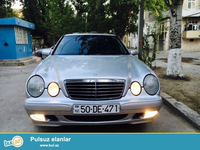 Tecili satilir.Mercedes E200 1999-2000model mator karopka yagi paduwkalari 4teker naklatka akumulyator svecalar shkifler kondisionerin qazi hamisi yenilenib...