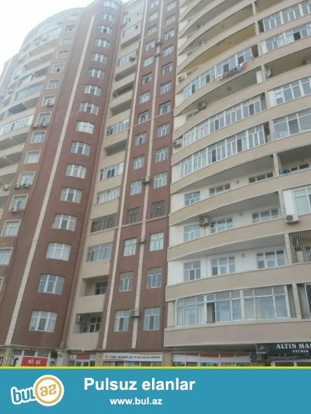 Yeni Yasamalda, Asad Ahmedov kucesinde, QAZLI.KUPCALI,yeni tikili binada, 17/5-ci mertebesinde, umumi sahesi 88 m2 olan, ela temirli, 2-3 duzelme otaqli menzil satilir...
