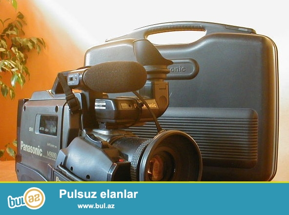 Panasonic m9000 Kamera satiram , camadanda ustunde...