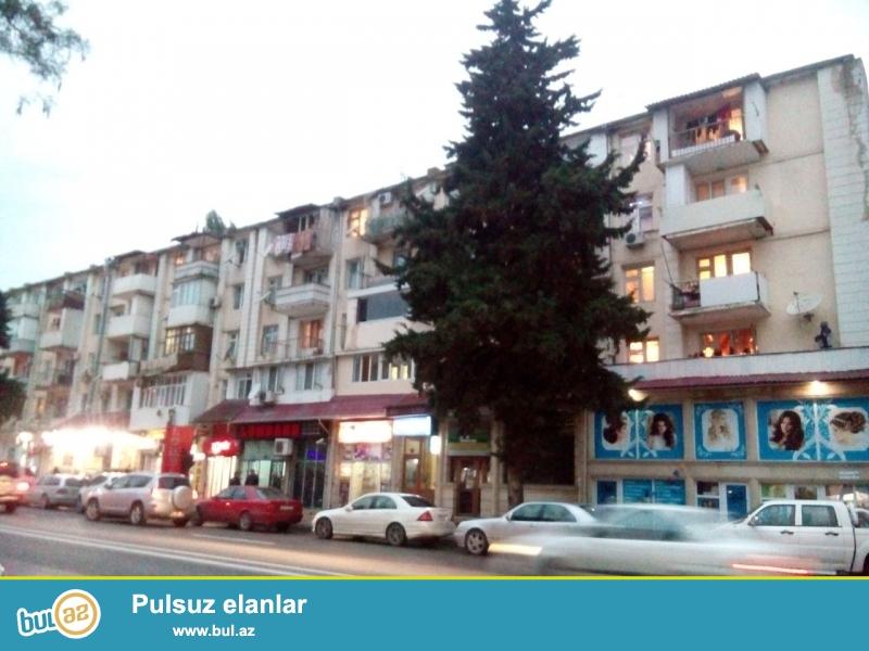В Ясамальском районе, на ул. ШАРИФЗАДЕ ,  около   АСАН ХИДМЯТ,  в каменном  5-ти этажном  доме продаётся     3-х комнатная квартира...