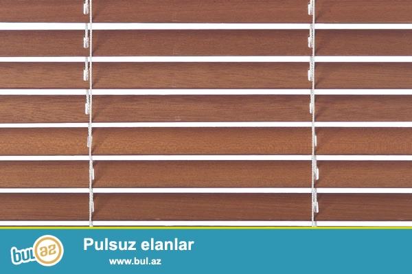 Hər Növ Jalüz Perdelerin Quraşdırılması Sərfəli ve Münasib Qiymət.