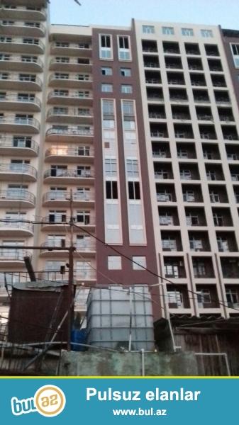 Yasamal, Serifzade kucesi, ATV telekanalinin yaninda, yeni tikili binada, 16/3 cu mertebesinde, umumi sahesi 66 m2 olan, 2 otaqli menzil satilir...