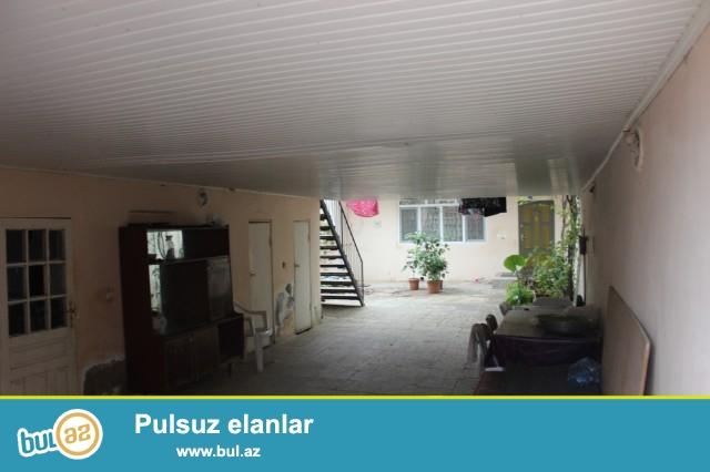 Sabunçu rayonu Zabrat 1 qəsəbəsi, klubun arxasında, 2 sot torpaq sahəsində, ümumi sahəsi 170 kv...