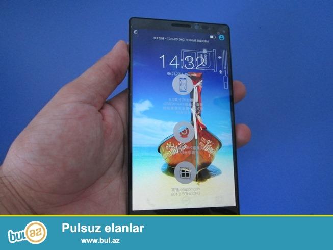 Təzə, istifadə edilməmiş , nömrə taxılmamış brend marka telefon tam original Lenovo K920 vibe z2 pro satılır ( tund boz və qızılı rənglər var satışda ) <br /> Android 5...