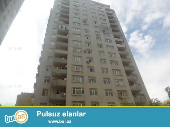 Новостройка! Cдаётся  3-х комнатная квартира в центре города, в Ясамальском  районе, не далеко от м...