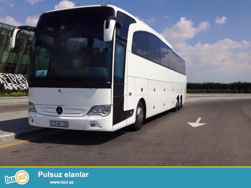 Nəqliyyatın icarəsi,  50 yerlik avtobusların kirayəsi, 55 yerlik Traveqo sifarişi
