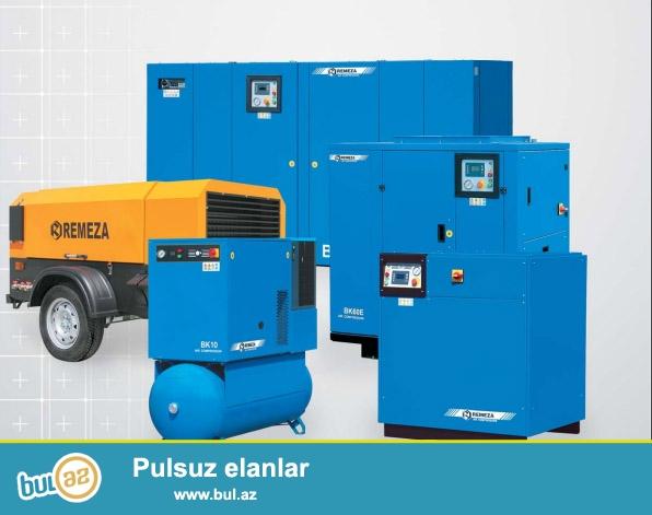 Компрессорное оборудование белорусского производителя REMEZA предлагается в широком ассортименте...
