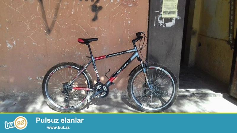 Bike Dag velosipedi her zapcasi originaldir hec bir problemi yoxdur tekerler yeyilmeyib skors 7...
