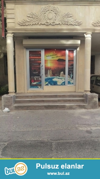 Yasamal Insaatcilar metrosu yaxinliqinda 5/1 ci mertebesi 60 km umumi sahesi, super temirli ofis satilir...