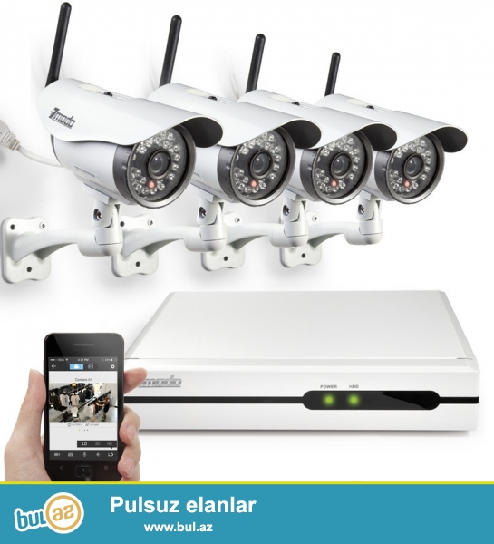 N-Tech şirkəti sizə HD kameraların görüntülərini arxivləşdirmək üçün istifadə olunan DVR cihazlarının satışı, təmiri və internetə qoşulmasını təklif edir...