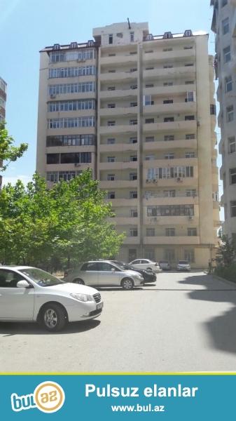 Ени Ясамал,  над  клиникой «ВИТАЛ»,  предлагается 2-х комнатная квартира с отличным дизайнерским ремонтом...