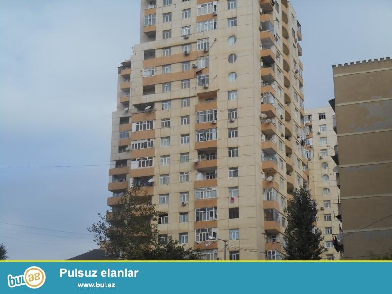 Предлагается  переделанная в 2-х комнатную квартира   в  престижной новостройке на Ени Ясамале...