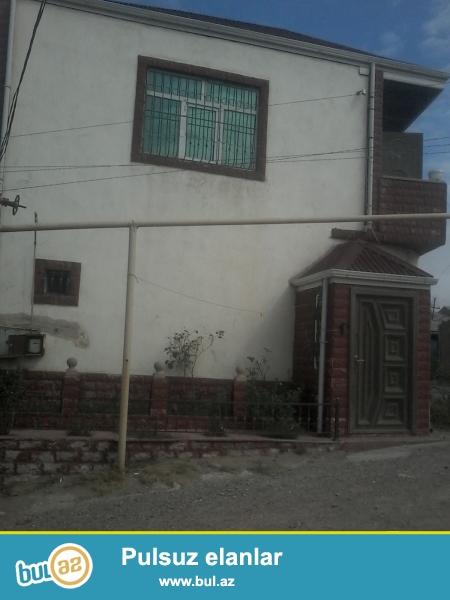 Sabuncu rayonu, Balaxani qesebesinde 2 mertebeli 3 otaqli ev tecili Kreditle satilir,Ilkin odenis 25...