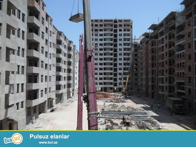 Xırdalan şəhəri AAAF park yaşayış kompleksində hazır binada 2 otaqlı mənzil satılır...