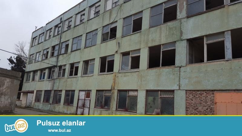 Срочно! Сдаются в аренду  складские помещения в 200-м от проспекта Гейдара Алиева не далеко от м/с Короглу, на территории завода *БАК РАБОЧИЙ* в очень хорошем состоянии ...
