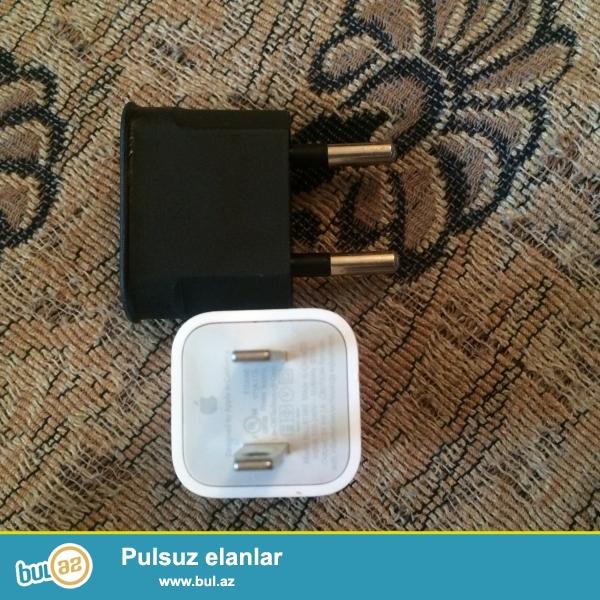 Original iphone 6 adapteri